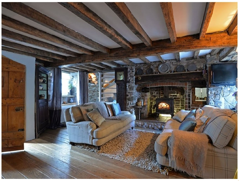 Oyster Cottage a british holiday cottage for 6 in ,