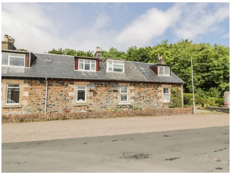Click here for more about Kintyre Cottage