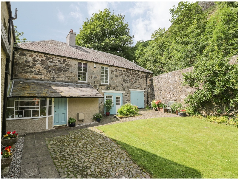 Blairlogie Park Coach House a british holiday cottage for 4 in ,
