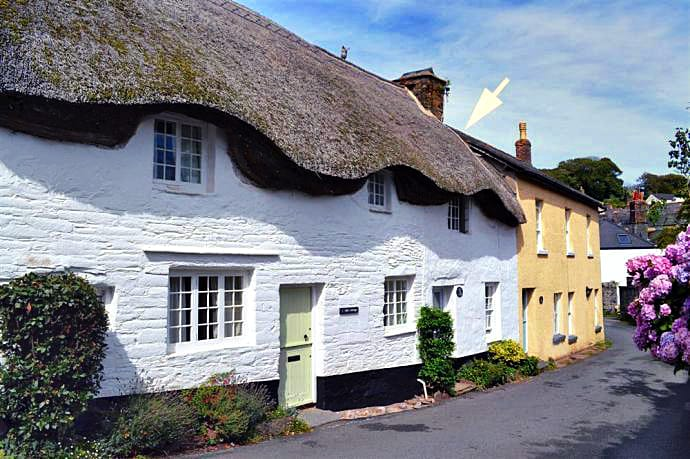 2 Vale Cottage a british holiday cottage for 4 in ,