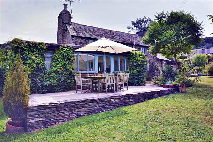 Bridge Cottage a british holiday cottage for 8 in ,