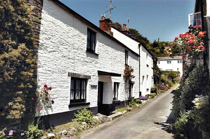 Brook Cottage a british holiday cottage for 4 in ,