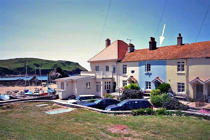 Harbour Cottage a british holiday cottage for 4 in ,