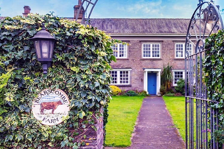 Bearscombe Farm West Wing a british holiday cottage for 6 in ,
