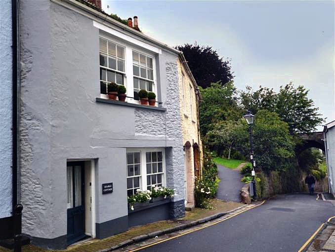 Stable Cottage (Totnes) a british holiday cottage for 5 in ,