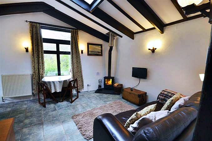 Vean Cottage a british holiday cottage for 2 in ,